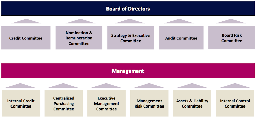 Board and Management Committee