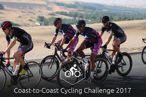UAE Coast-to-Coast Cycling Challenge 2017