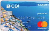 Rewards Platinum MasterCard
